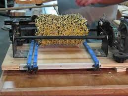 Wood Sanding Machines South Africa by Molding Sander Trim Sanding Finish Sanding Youtube