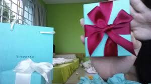 Tiffany And Co Gift Wrapping - tiffany and co collection u0026 unboxing youtube