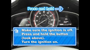 how to reset the service light mazda 3 youtube