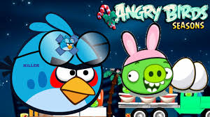 Challenge Angry Angry Birds Seasons The Pig Challenge Walkthrough New