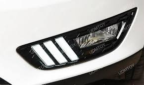 What Are Drl Lights 2015 Up Ford Focus Mustang Style Led High Power Led Daytime