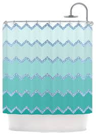 Kess Shower Curtains Monika Strigel