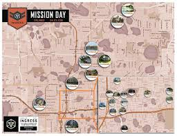 Map Of Orlando by Mission Day Orlando