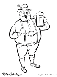 oktoberfest coloring pages archives retrocoloring
