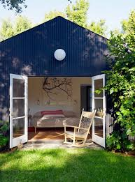 building a guest house in your backyard los feliz guest house by alexandra angle