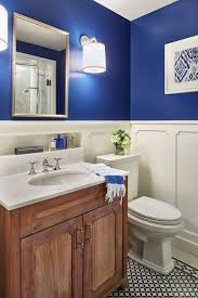 new york pick paint color powder room traditional with wall sconce