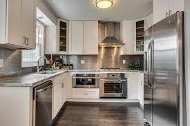 stainless steel kitchen backsplash tiles stainless steel backsplash tiles kitchen contemporary with frosted