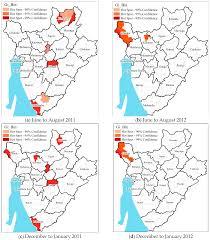 Burundi Map Ijerph Free Full Text Seasonal And Geographic Variation Of