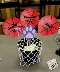 Basketball Themed Baby Shower Decorations Basketball Banquet Party Decorations Decorating Of Party