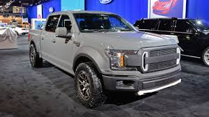 concept ford truck 2018 ford f 150 rtr muscle truck concept sema 2017 photo gallery