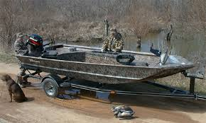 Duck Blind Accessories Duck Boats New Triton 1650 Ds Aluminum Boat Is A Duck Hunter U0027s