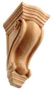 Buy Corbels Jacksonville Small Maple Bracket By Inviting Home 74 00 Wood