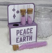 crafty christmas countdown 6 u2013 peace on earth bath caviar holder