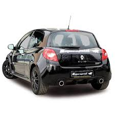 renault clio renault clio iii 2 0i rs 200 hp 2010 u003e renault exhaust systems