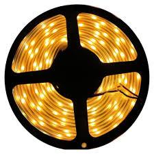 5050 led light strip 16 4ft amber led strip lights 5050 smd 12v tape light torchstar