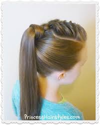 ponytail hair the best hair wrapped ponytail tutorial hairstyles for