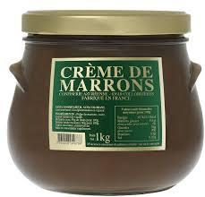 cuisiner les marrons frais véritable crème de marrons 1kg confiserie azuréenne