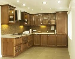 Cabinet Colors For Small Kitchen Amazing False Ceiling Designs Sleek Black Wooden Counter White