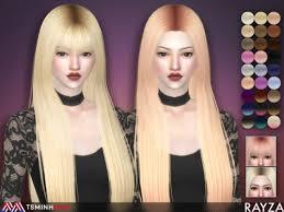 sims 3 custom content hair the sims 4 custom content hair tumblr