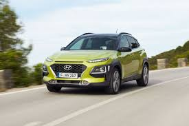 acid yellow jeep hyundai kona suv full pricing and specs revealed carbuyer