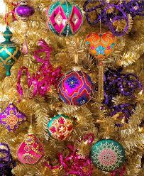 Macy S Christmas Decorations Holiday Lane Bohemian Tree Theme Christmas Tree Themes Holiday