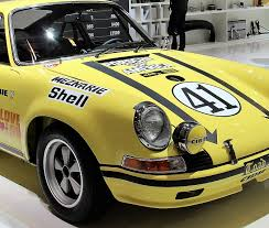 porsche 911 racing prized 1972 porsche 911 race car re discovered restored for