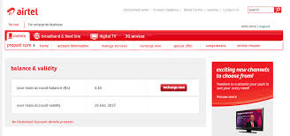 prepaid account airtel prepaid customers can now manage their accounts online with