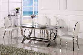chocolate dining room table cheap modern dining table brown white wall dark brown woodlegs twin