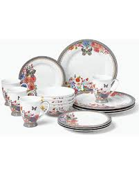 bargains on lenox melli mello 16 dinnerware set