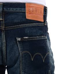 Selve Edge - edwin win rv selvedge japanese denim jean dark vintage