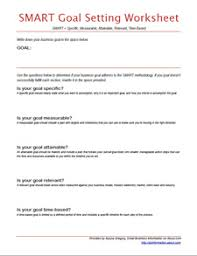 smart goal setting tips for small business owners goal setting