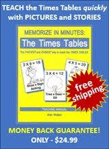 pictures and stories to teach the times tables free resources and