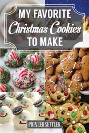 21 christmas cookies kids can bake kid letter from santa and