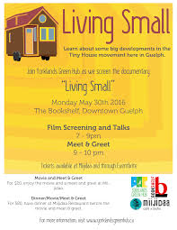 Bookshelf Guelph What About Tiny Home Living Come Out Guelph Tinyhomes