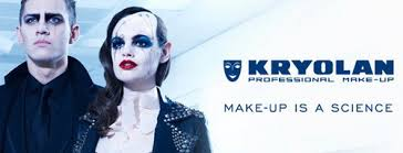 make up is a science before anyone else i also seen the kryolan s being made in the factory where you can see all the trip on this link where