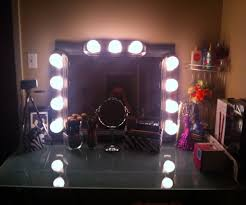 Diy Makeup Vanity Mirror With Lights Catchy Lights Vanity Table Then Lights Makeup Vanity Table Set And