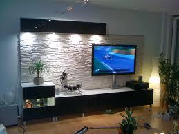 steinwand im wohnzimmer bauen inneneinrichtung und möbel