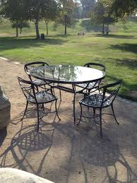 round glass top patio table 19 best early brown jordan wrought iron patio furniture images on