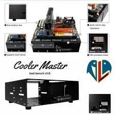 Cooler Master Test Bench Cooler Master Test Bench V1 0 Elevenia