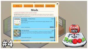 game dev tycoon info stats mod bug game dev tycoon 4 mods let s play gameplay construction