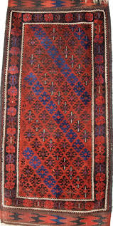 Baluch Rugs For Sale Size 5ft 11in X 2ft 11in 185 X 89cm Antique Baluch Rug From