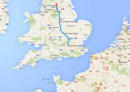 Supercharger Map A Semi Autonomous Road Trip In The Tesla Model S