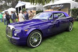 purple rolls royce 2011 monterey michael fux rolls royce phantom pictures original