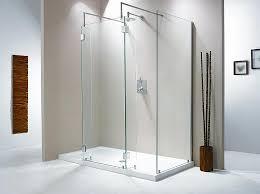 Bathroom Frameless Glass Shower Doors Shower Door Ideas For Bathroom Frameless Glass Shower Doors For