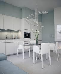 simple open plan kitchen lighting ideas photo 42