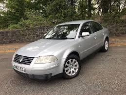 2003 vw passat se 1 9 tdi 130 automatic 97000 miles in