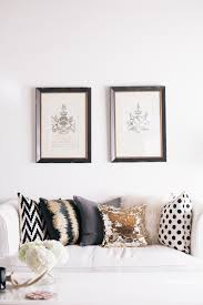 White Throws For Sofas Pillows From West Elm Target And H U0026m Love This Gold One Must
