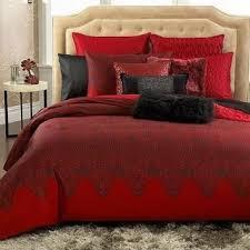 red and black duvet cover luxury cotton red black white duvet
