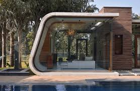 gallery of pool house 42mm architecture 3