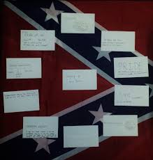 History Behind The Confederate Flag Displaying And Teaching The Confederate Flag In The Classroom